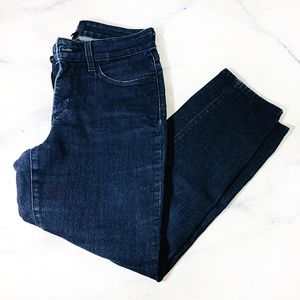Not Your Daughter's Jeans Blue Denim Ankle Jeans